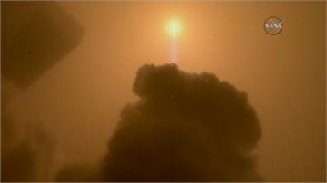 NASA火星探測器「洞察號」 5/5發射升空
