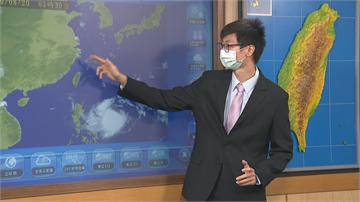 挑戰今年最強颱風! 颱風梅莎  開學日最接近台灣