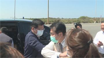 快新聞/林佳龍檢討旅遊警示App…黃偉哲息怒了:現在要防疫順時中 觀光一條龍
