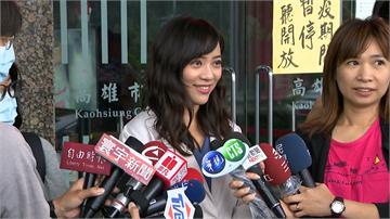 快新聞/退出時代力量投震撼彈 黃捷:目前不考慮加入民進黨