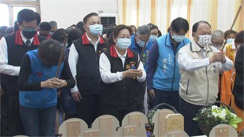 太魯閣事故頭七法會 現場哀戚凝重讓罹難者尊嚴離開 76行者盡力修復遺體