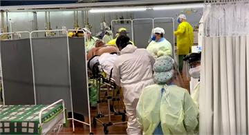 巴西單日病逝751人創新高 醫護人員搭車被稱傳染來源