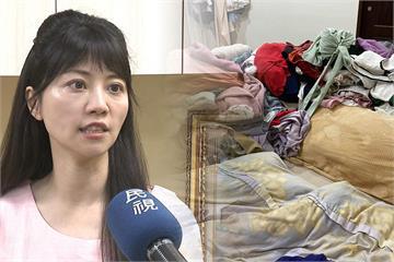 快新聞/高嘉瑜自曝閨房照再駁炒房! 衣服堆成小山還有「黃枕頭」網看傻