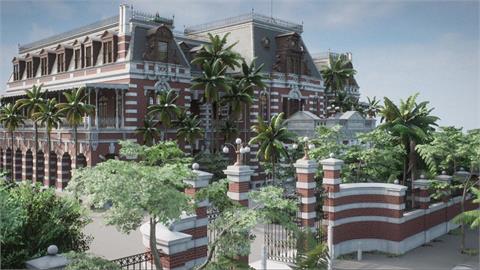 百年前台北車站對面是超高級飯店? 日本皇室住過的「台灣鐵道旅館」曝光