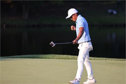 PGA文罕高球賽並列29 潘政琮迎接季後賽