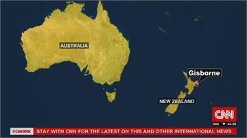 紐西蘭強震7.3下修至6.9 測得0.3公尺海嘯