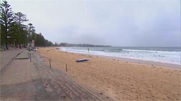 雪梨阿佛朗海灘疑群聚 新南威爾斯部分封城