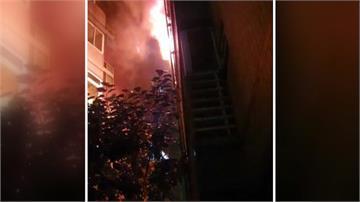 台中集合住宅火災 疏散近2300人幸無人傷
