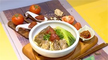 台北牛肉麵節冠軍出爐! 烘乾番茄、哇沙米點綴最吸睛