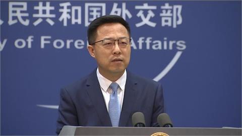 谷立言指美台關係根本改變 北京:堅決反對