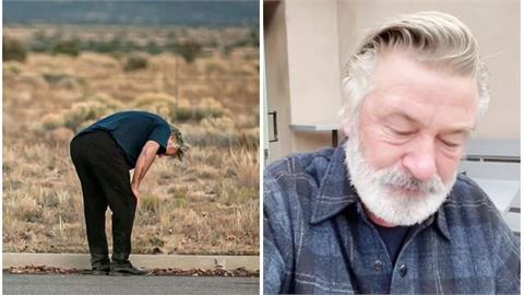 亞歷鮑德溫「擦槍走火」誤殺攝影師!外媒曝他警局外「淚崩打電話」