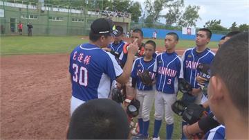 前職棒球星張志強回鄉 當基層教練還種米籌經費