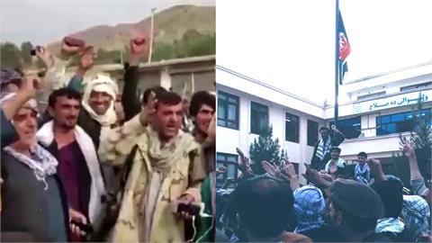 誓死抵抗塔利班!阿富汗反抗軍奪回巴格蘭省3地區 戰後畫面曝光