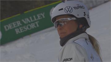 「空中滑雪皇后」回來了! 絲考特奪冠激動哽咽