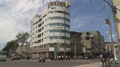 高雄仁惠醫院行政人員驚傳確診  全院94人採檢1人陽性