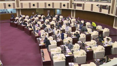 快新聞/疫情擴大 台北市議會宣布5/17至6/8停會