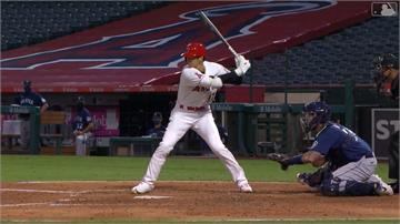 MLB/開轟! 大谷三分砲不夠用 天使7:10遭水手隊狙擊
