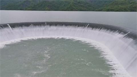 豪雨狂炸南台灣!曾文水庫、烏山頭水庫大進補3400萬噸水