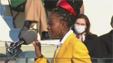美國首屆「青年桂冠詩人」 傳進軍時尚界當模特