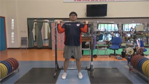 謝昀庭舉重總和378公斤 東奧舉重無緣爭奪獎牌