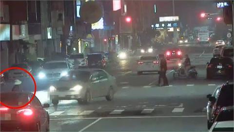 工程師擦撞7旬婦逃逸 警火速逮人 竟稱:以為壓到石頭...