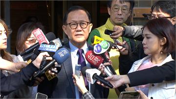 快新聞/丁守中二審敗訴:「選舉訴訟結束了,台灣民主還在掙扎」