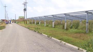 屏東縣成立全國第一個綠能平台 壞農地結合太陽能變綠金