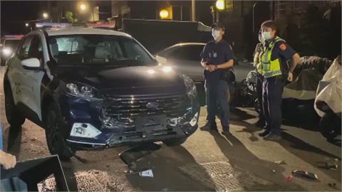 膽大包天!偷車賊死巷被圍捕竟撞警車脫逃 在外逍遙8小時火速被逮捕