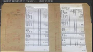 記得20年前你賺多少嗎?  有人秀2002年薪資袋  網友吃驚:簡直土豪!