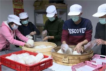 寒冬送暖抗低溫 包子店免費送萬顆肉包