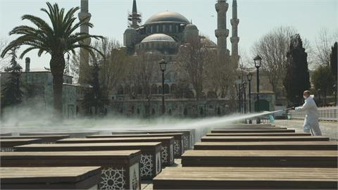 土耳其全面封鎖! 跨省移動須獲許可、學校停課