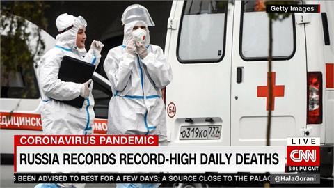 俄羅斯疫情煞不住!蒲亭出大絕宣布全國放9天「有薪防疫假」