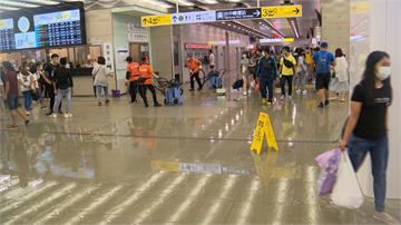 台中火車站新站造價300億 遇暴雨就淹竟是因排水孔超小