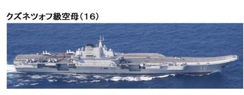 遼寧號「趴趴走」接近釣魚台!日本自衛隊升空應對 中國「6軍艦」曝光