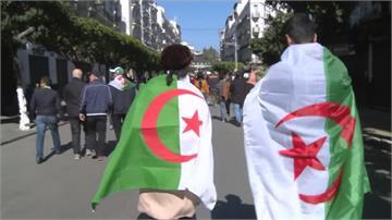 夠了沒?82歲總統拚5連任 阿爾及利亞大示威