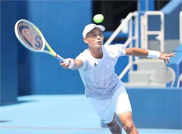 東奧/網球一哥盧彥勳生涯最終戰 蔡英文敬佩致謝:培育後進的心願我們一起努力