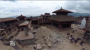 全球/大地震後修復緩慢 尼泊爾世界遺產面臨瀕危