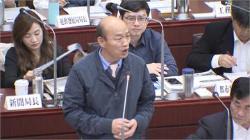 陳致中質問憲法哪有九二共識? 韓國瑜自打臉:沒有、沒有!