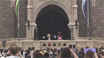 不懼關東疫情升溫 東京迪士尼今日開放