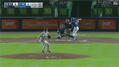 身陷使用不明物質投球傳言... 洋基王牌柯爾坦承「整場比賽抓不太牢球」