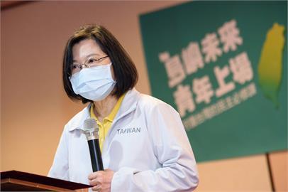 最新民調出爐!蔡總統滿意度近6成 76%台灣人對中共反感