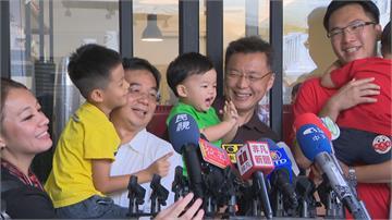 黃金週六 父親節拚選戰 邁談奶爸經 蓁哽咽 吳益政哭了