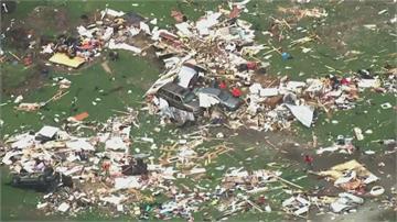 狂風暴雨捲海水、淹民宅 熱帶風暴「以賽亞斯」橫掃美東北卡沿岸