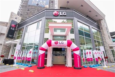 3C/全台最大 LG 品牌旗艦店盛大開幕限定優惠!抽幸福紅包袋 4K電視 蒸氣電子衣櫥 免曬衣乾衣機等大獎