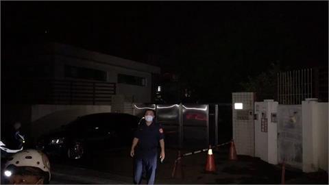 後甲變電所轟然巨響!6萬戶一片黑南市凌晨無預警停電45分鐘