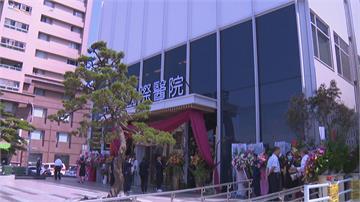 不畏疫情!高雄國際型醫院成立 陳其邁祝賀