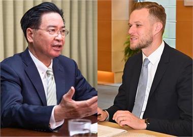 快新聞/立陶宛外長歡迎台灣設代表處 外交部推文:團結攜手成為世界良善力量