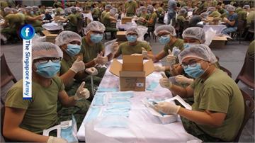 偷口罩「國軍隊」! 軍人「螞蟻搬象」偷走6千片口罩