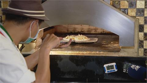 披薩餃變甜甜圈!外皮酥脆 內餡滿口起司香