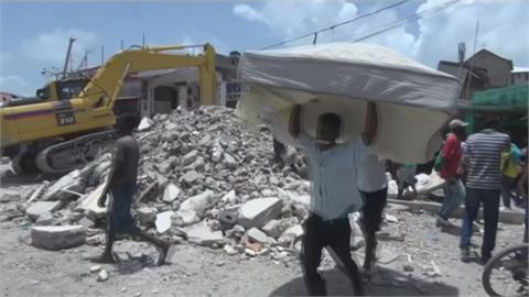 海地7.2強震後近1週 重災區仍等不到救援